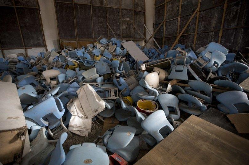maracana olympic facilities fall apart urban decay rio 2016 4 - Como ficou o complexo olímpico do Rio 2016 após o evento?