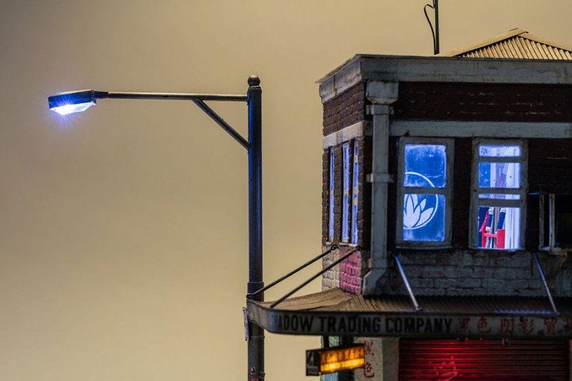 gritty urban miniature cities joshua smith 13 - Cidade em miniatura urbana em detalhes