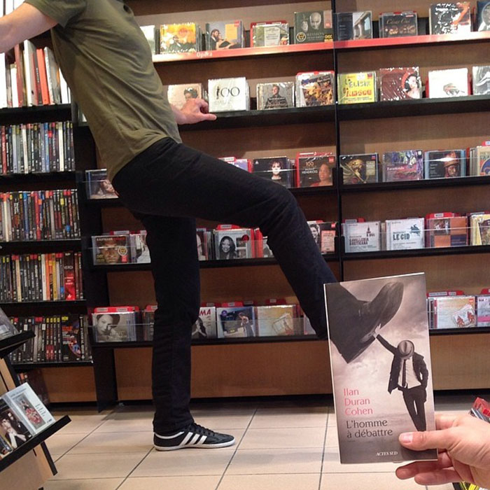 people match books covers librairie mollat 14 - Funcionários entediados de livraria se divertem com capa de livros #Parte 2
