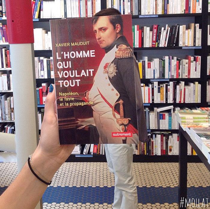 people match books covers librairie mollat 3 - Funcionários entediados de livraria se divertem com capa de livros #Parte 2