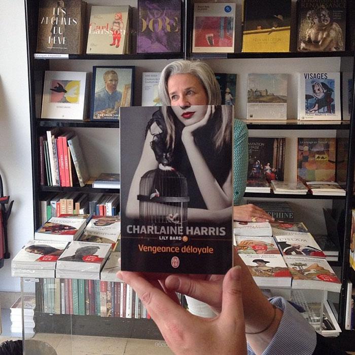 people match books covers librairie mollat 7 - Funcionários entediados de livraria se divertem com capa de livros #Parte 2
