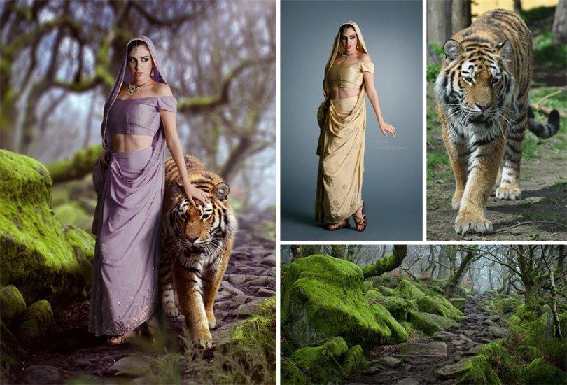 ukrainian artist photoshop multiple images viktoria solidarnyh 5 - Mestre do Photoshop: Ucraniana cria mundos incríveis mesclando fotos