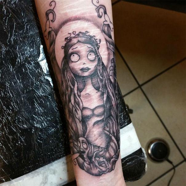 scars tattoos cover up 17 - 50 Incríveis tatuagens de encobrimento de cicatrizes
