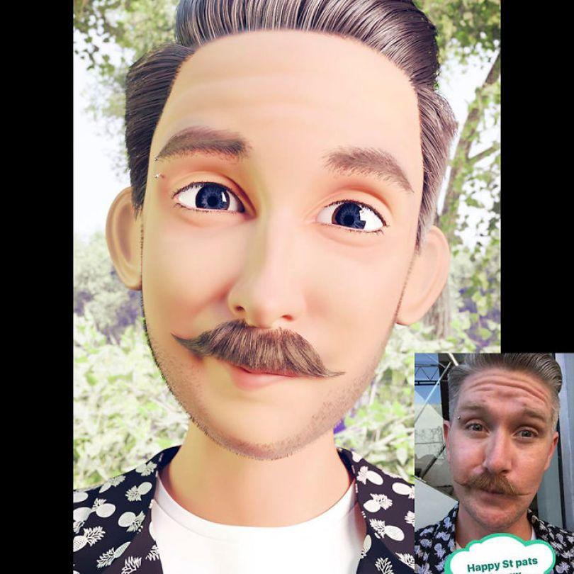 59b695d117d22 artist transforms strangers 3d cartoons lance phan 19 59b23cbc5762b  700 - Você gostaria de se tornar um personagem da Pixar?