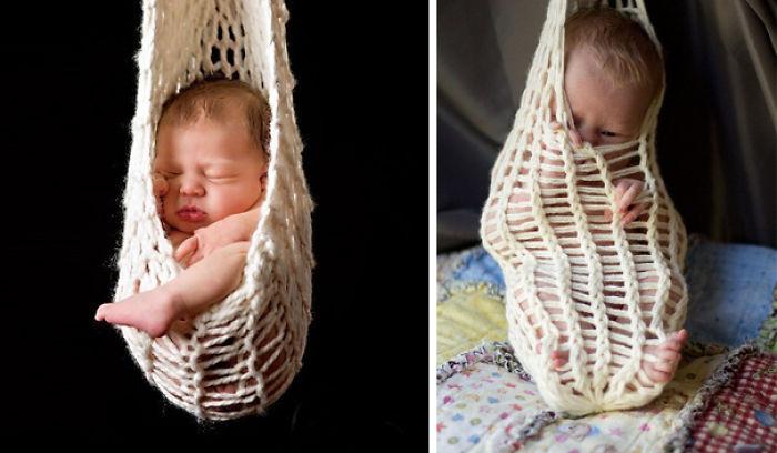 59e0b27b8f829 baby photoshoot expectations vs reality pinterest fails 27 577f9d67dce88  700 - Tirar foto de bebê não é nenhum pouco fácil