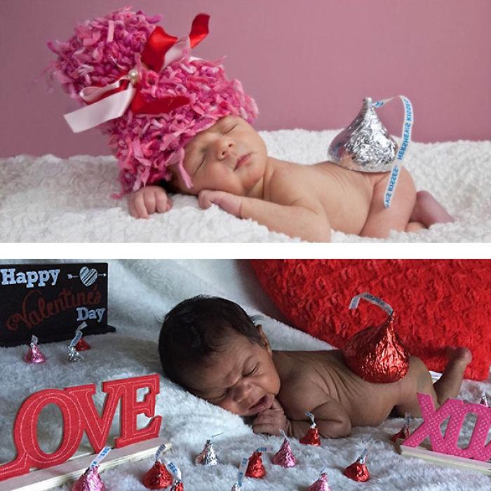 59e0b28a7c691 baby photoshoot expectations vs reality pinterest fails 31 577fac8738d1a  700 - Tirar foto de bebê não é nenhum pouco fácil