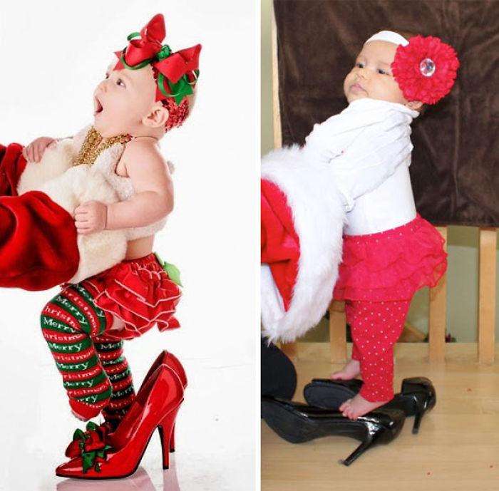 59e0b291c629a baby photoshoot expectations vs reality pinterest fails 11 577f638d11e47  700 - Tirar foto de bebê não é nenhum pouco fácil