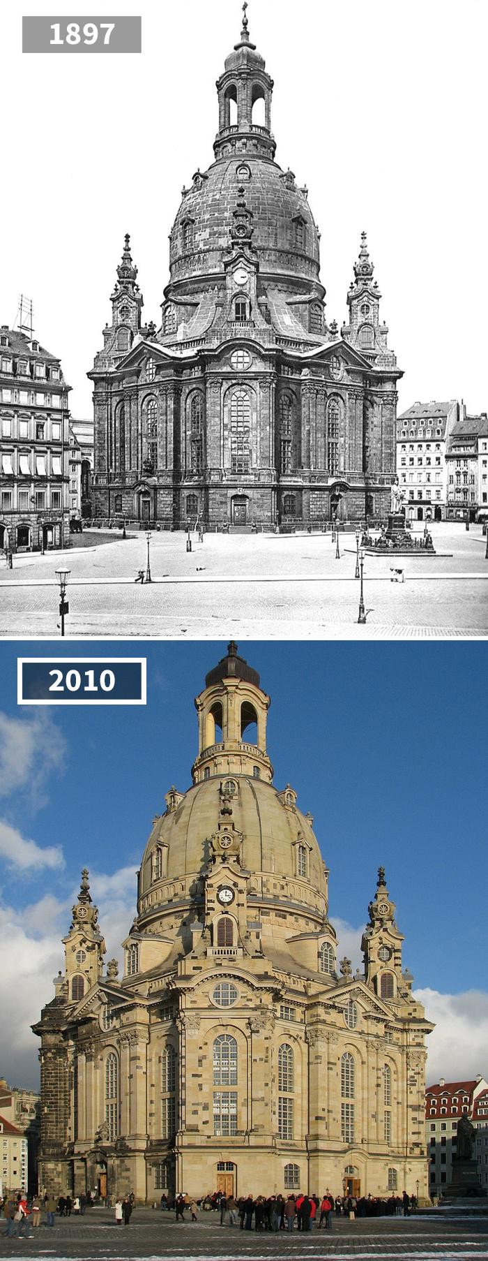 5a0eab561c3df then and now pictures changing world rephotos 60 5a0d76c954777  700 - A transformação das cidades ao longo do tempo