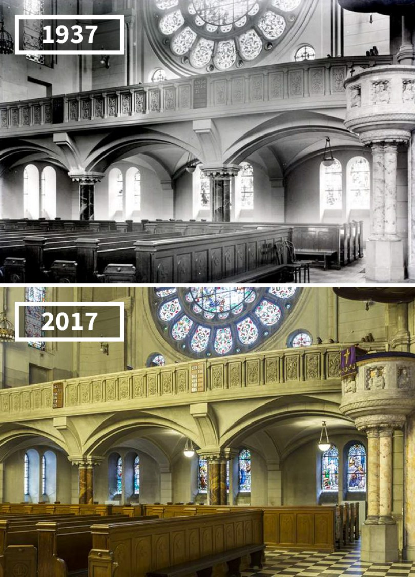 5a0eab576fb27 then and now pictures changing world rephotos 63 5a0d7b27278f9  700 - A transformação das cidades ao longo do tempo