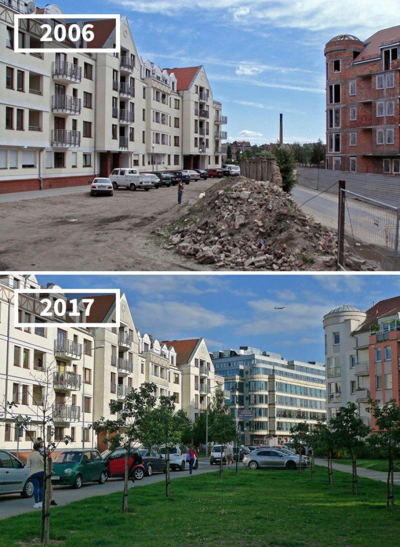 5a0eab57aeda3 then and now pictures changing world rephotos 104 5a0d6b4bcd24d  700 - A transformação das cidades ao longo do tempo