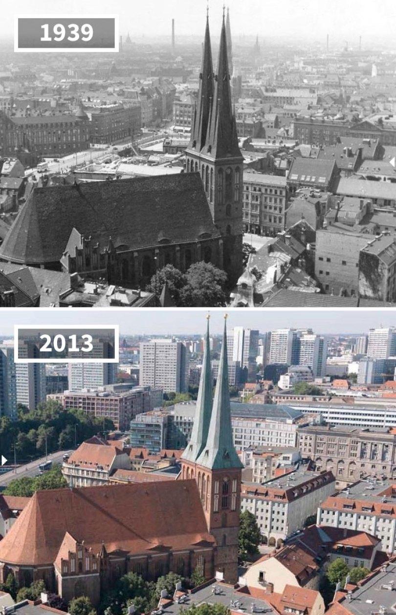 5a0eab5974840 then and now pictures changing world rephotos 114 5a0d847df3871  700 - A transformação das cidades ao longo do tempo