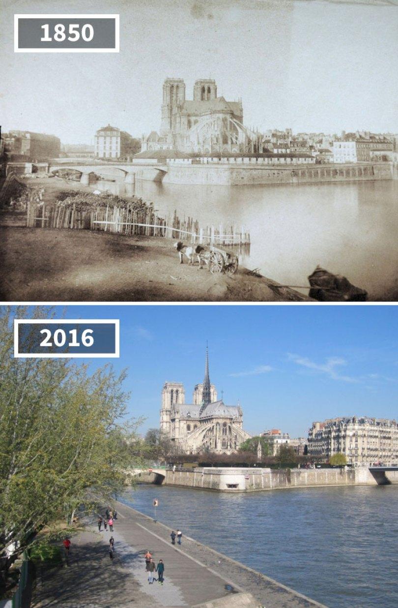 5a0eab5b836db then and now pictures changing world rephotos 117 5a0d86e9195cd  700 - A transformação das cidades ao longo do tempo