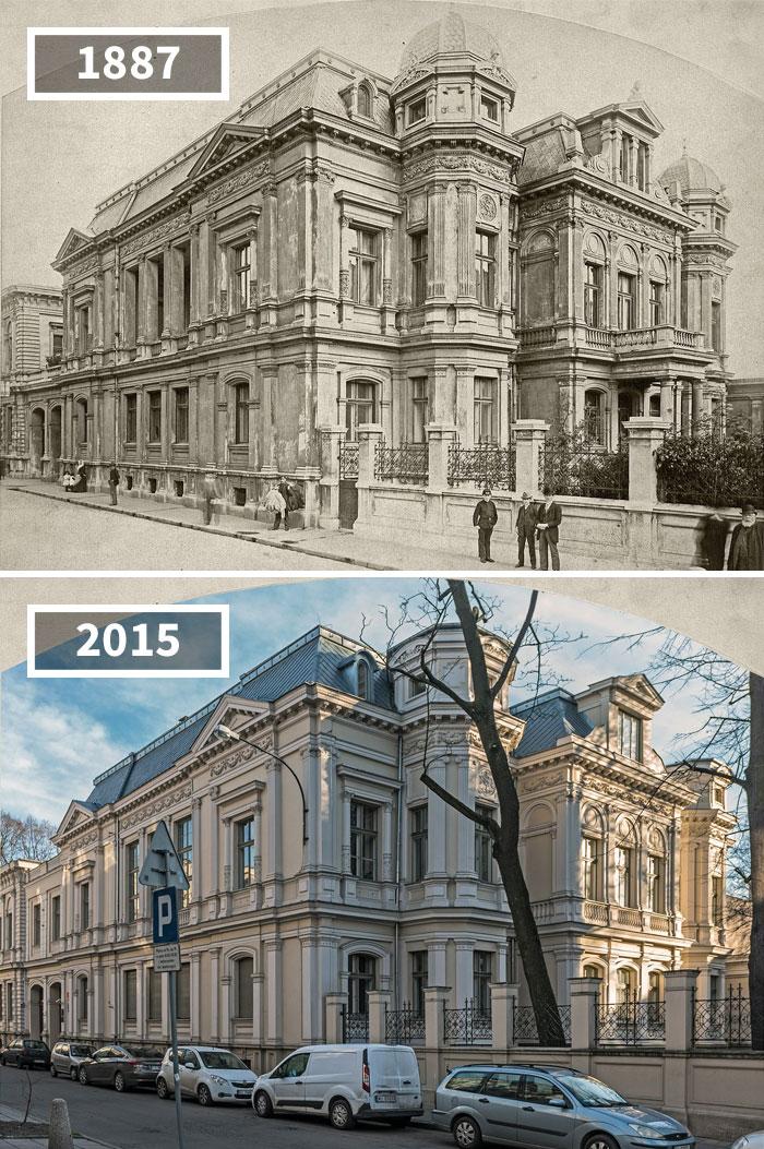 5a0eab5d45bc1 then and now pictures changing world rephotos 116 5a0d860c3b2fd  700 - A transformação das cidades ao longo do tempo
