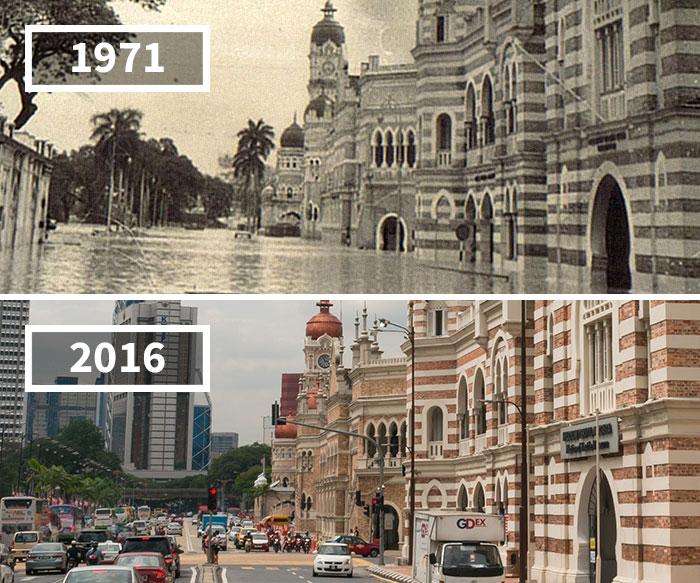 5a0eab5e6374c then and now pictures changing world rephotos 25 5a0d853869c41  700 - A transformação das cidades ao longo do tempo