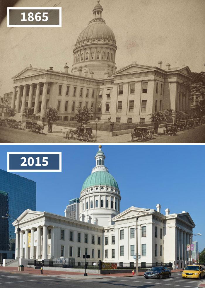 5a0eab614b44b then and now pictures changing world rephotos 115 5a0d850a38983  700 - A transformação das cidades ao longo do tempo