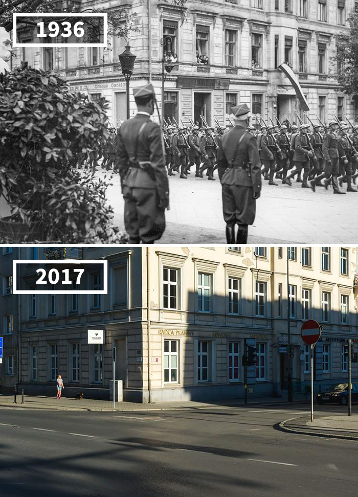 5a0eab619e00f then and now pictures changing world rephotos 48 5a0d6c20f21ad  700 - A transformação das cidades ao longo do tempo