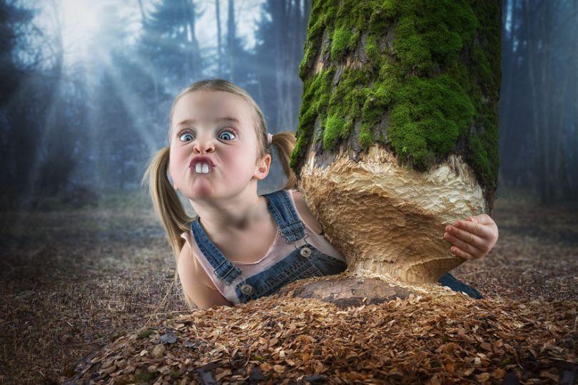 5a8ae4e7c30b5 My profession is IT but my passion is photography and 3D 5a85368e8c7a6  880 - Manipulação de imagens loucas com os filhos