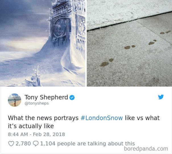 5a9d483c4f5ae-snow-uk-panic-twitter-reactions-8-5a99501950c1d__700 Internet Reacts To Brits Panicking Over A Little Snow In A Very Creative Way Random