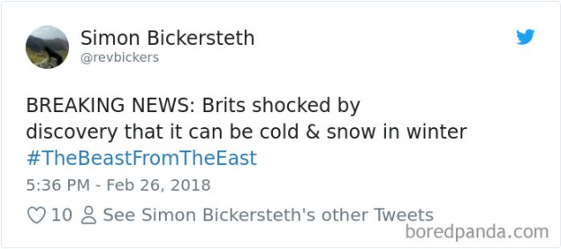 5a9d483e2f10c-968177902784339968-png__700 Internet Reacts To Brits Panicking Over A Little Snow In A Very Creative Way Random