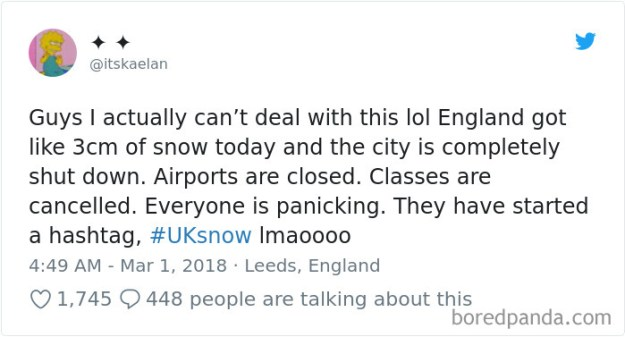 5a9d483fa393f-969072114006413312-png__700 Internet Reacts To Brits Panicking Over A Little Snow In A Very Creative Way Random