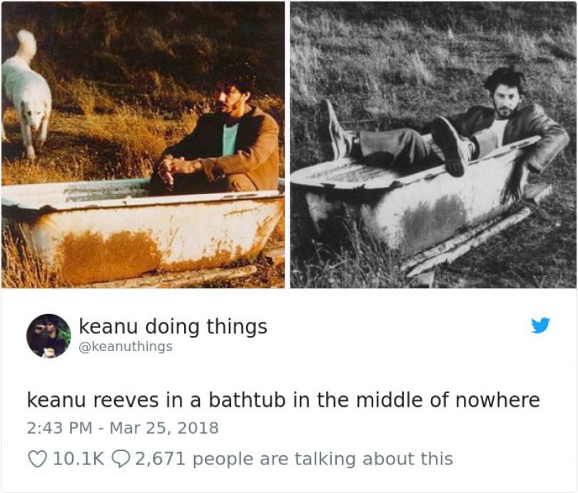5abe1c0948ad2 977918994358456320 png  700 5abc9db05204a  700 - Por que Keanu Reeves tímido e introvertido é tão popular na Internet?