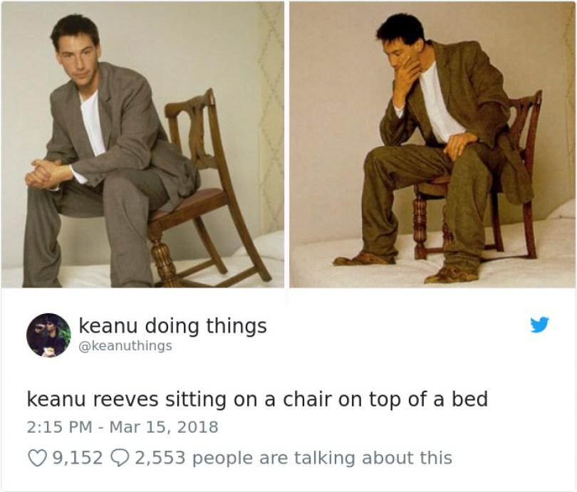 5abe1c0b0fe34 974288089895112705 png  700 5abc9ef73d7c4  700 - Por que Keanu Reeves tímido e introvertido é tão popular na Internet?