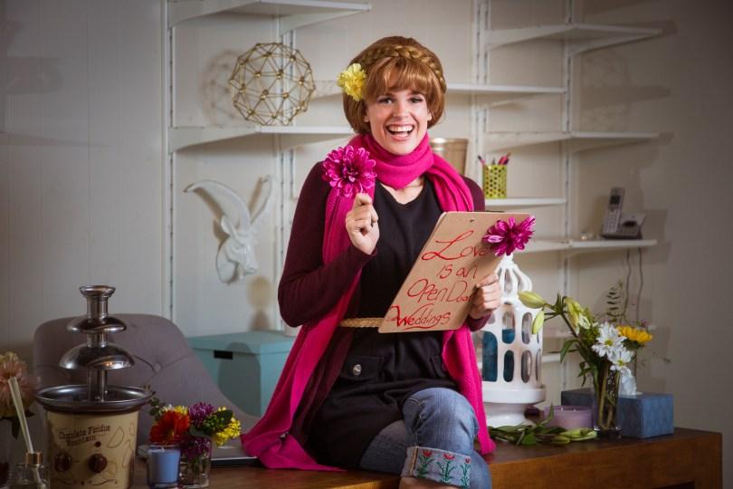 Anna the Wedding Planner - E se as Princesas da Disney trabalhassem?