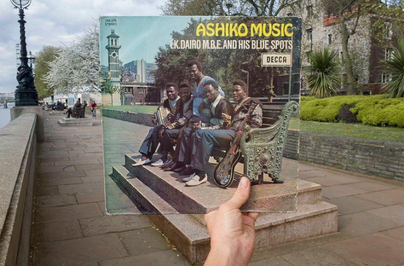 5accb882b05f0 Photographer does tour in London by registering the location of the iconic reggae vinyl album covers 5ac72b94792ea  880 - Fotógrafo passa 10 anos rastreando os locais originais das capas de vinil