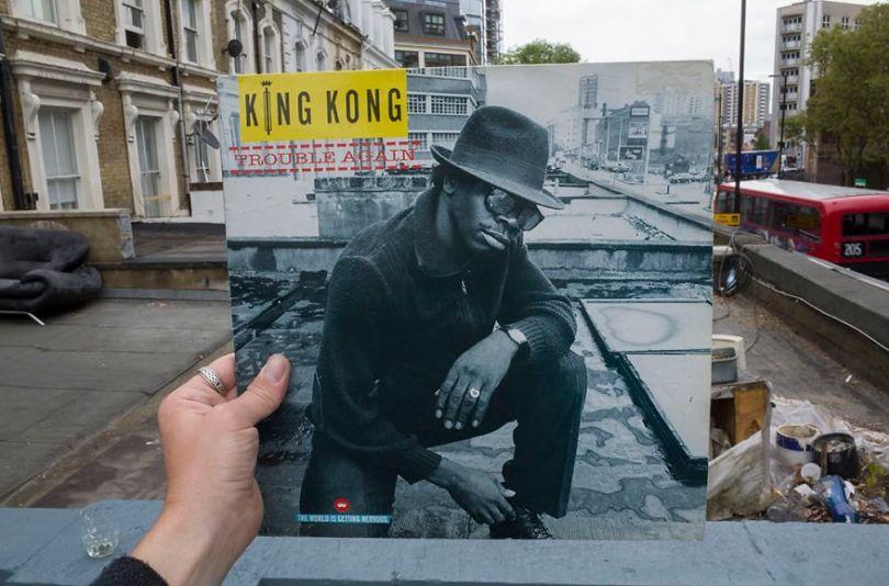 5accb886c8f59 Photographer does tour in London by registering the location of the iconic reggae vinyl album covers 5ac72ba9c6426  880 - Fotógrafo passa 10 anos rastreando os locais originais das capas de vinil