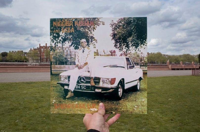 5accb888c17d9 Photographer does tour in London by registering the location of the iconic reggae vinyl album covers 5ac72bc860263  880 - Fotógrafo passa 10 anos rastreando os locais originais das capas de vinil
