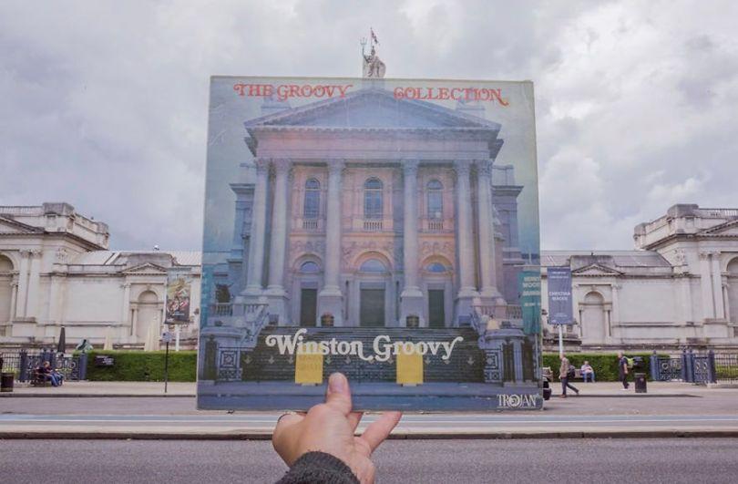 5accb888f2355 Photographer does tour in London by registering the location of the iconic reggae vinyl album covers 5ac72bd0c2595  880 - Fotógrafo passa 10 anos rastreando os locais originais das capas de vinil