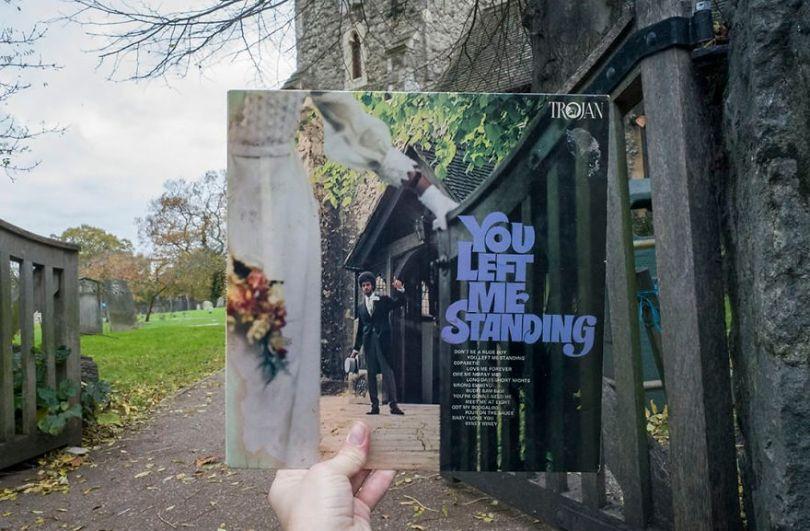 5accb88a250b3 Photographer does tour in London by registering the location of the iconic reggae vinyl album covers 5ac72be7bd189  880 - Fotógrafo passa 10 anos rastreando os locais originais das capas de vinil