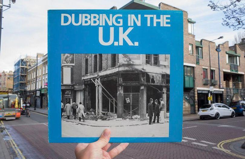 5accb88a7ee9b Photographer does tour in London by registering the location of the iconic reggae vinyl album covers 5ac72bf0bd17a  880 - Fotógrafo passa 10 anos rastreando os locais originais das capas de vinil