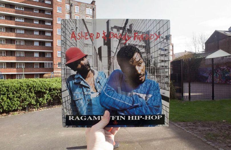 5accb88d05bd2 Photographer does tour in London by registering the location of the iconic reggae vinyl album covers 5ac72bf91c783  880 - Fotógrafo passa 10 anos rastreando os locais originais das capas de vinil