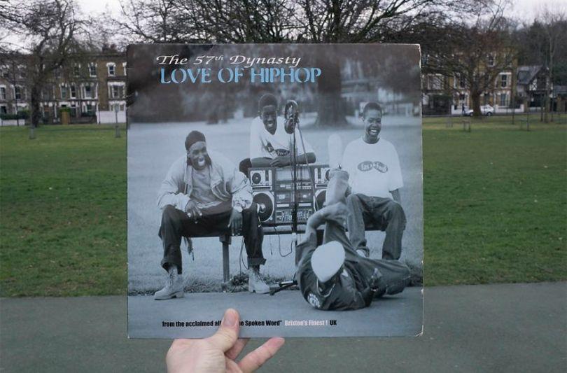 5accb88d35ddb Photographer does tour in London by registering the location of the iconic reggae vinyl album covers 5ac72bfb3164a  880 - Fotógrafo passa 10 anos rastreando os locais originais das capas de vinil
