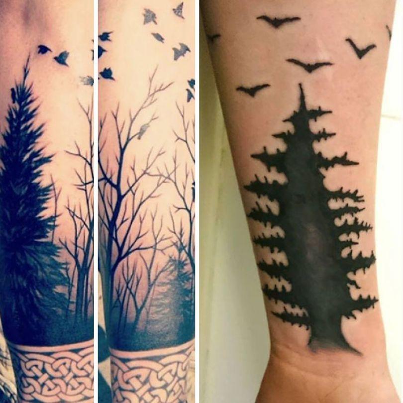 5b236581b57b1 funny worst tattoo fails 200 5b1ba03819152  700 - Seleção das piores tatuagens do mundo