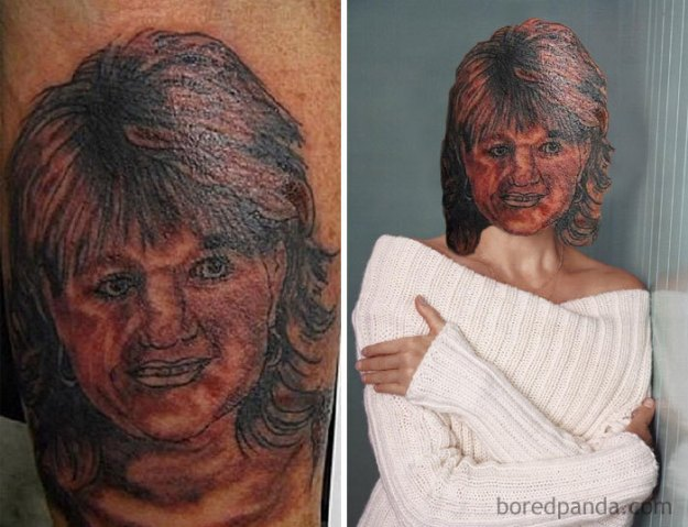 5b35de5c8379c-funny-tattoo-fails-face-swaps-66-5b333612a3d44__700 We Face Swapped 20+ Tattoos To Show How Bad They Really Are, And Angelina Jolie Is Not As Sexy As We Remember Random