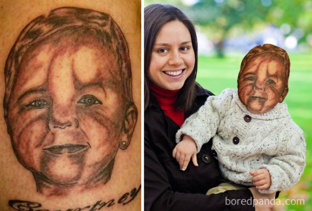 5b35de5d3aa68-funny-tattoo-fails-face-swaps-69-5b33427ea8614__700 We Face Swapped 20+ Tattoos To Show How Bad They Really Are, And Angelina Jolie Is Not As Sexy As We Remember Random