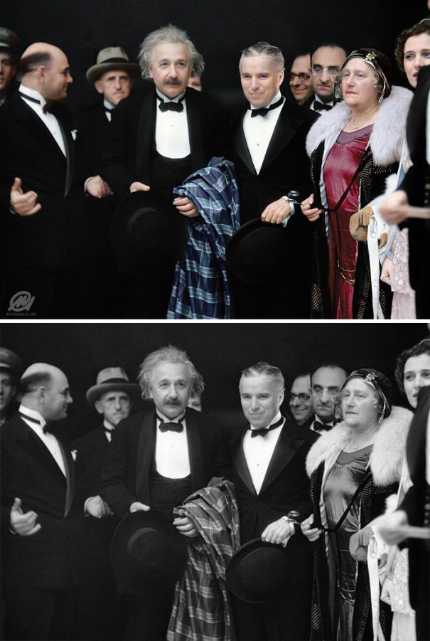 5b6d3b6ca80e4-colorized-historic-photos-marina-amaral-14-5b6aff7a55979__700 This Artist Colorizes Old Black & White Photos, And They Will Change The Way People Imagine History Photography Random