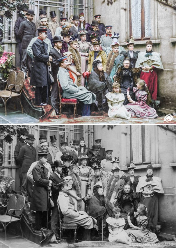 5b6d3b6d1b7ff-colorized-historic-photos-marina-amaral-35-5b6acfcfa5ca2__700 This Artist Colorizes Old Black & White Photos, And They Will Change The Way People Imagine History Photography Random