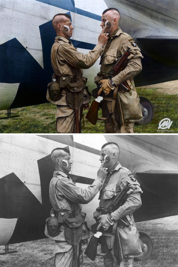 5b6d3b6f64ce1-colorized-historic-photos-marina-amaral-14-5b6acf104bd29__700 This Artist Colorizes Old Black & White Photos, And They Will Change The Way People Imagine History Photography Random