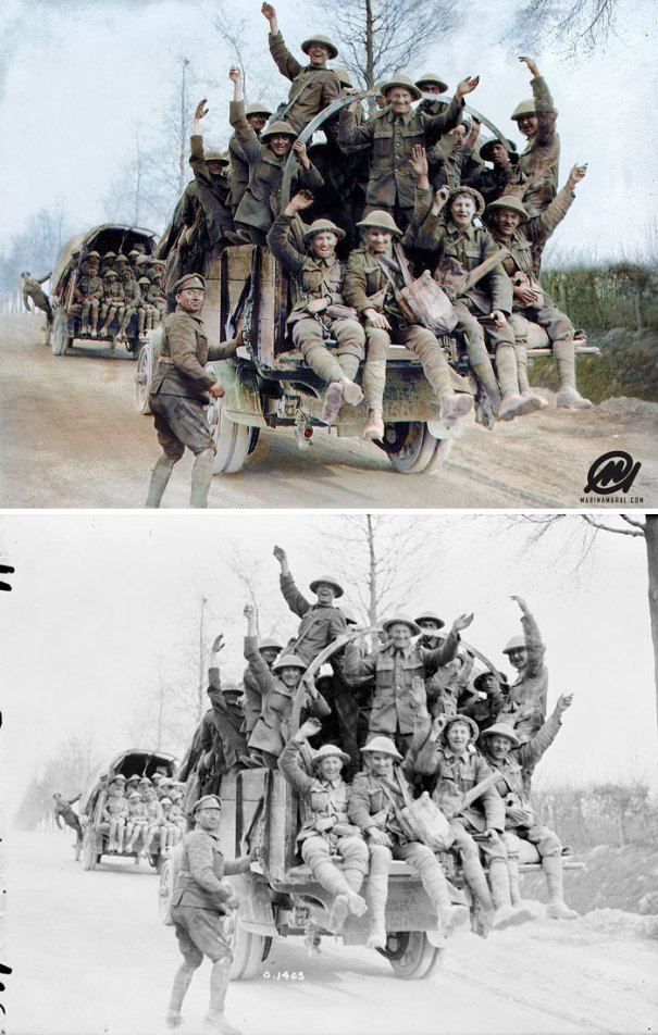 5b6d3b77b66f4-colorized-historic-photos-marina-amaral-120-5b6c3f01c1da0__700 This Artist Colorizes Old Black & White Photos, And They Will Change The Way People Imagine History Photography Random