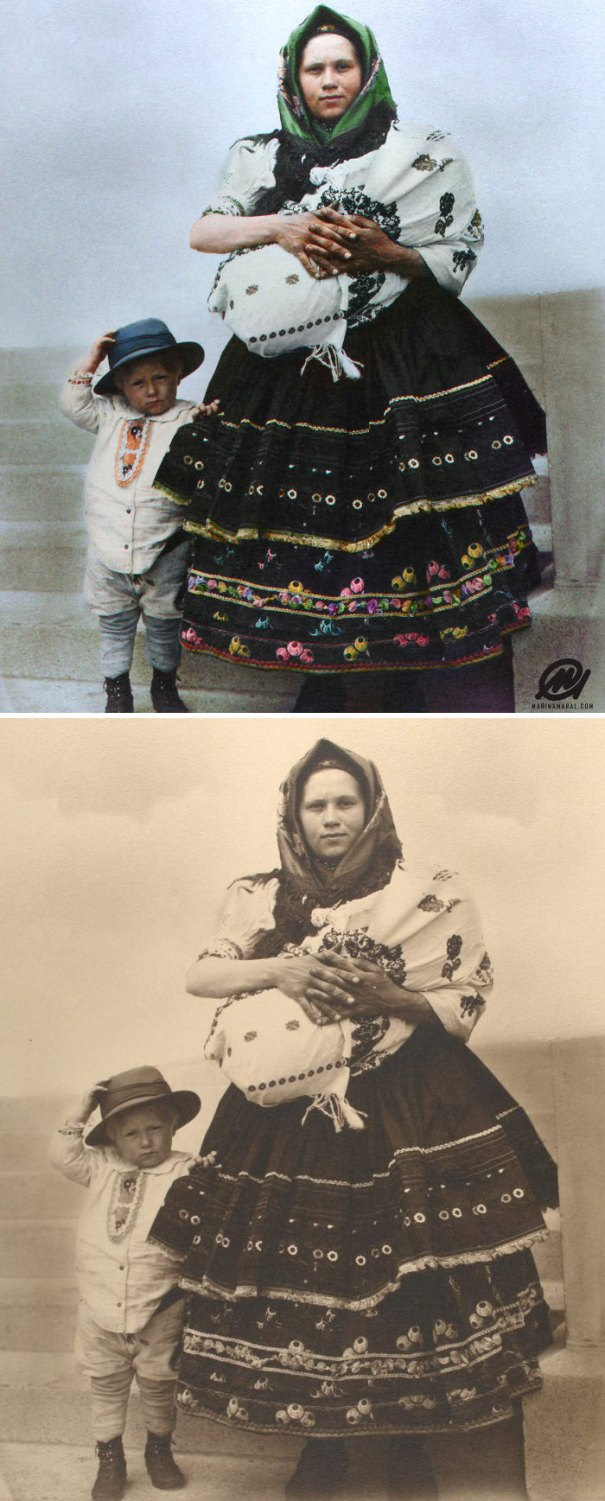 5b6d3b78cce18-colorized-historic-photos-marina-amaral-80-5b6c1fbc277a6__700 This Artist Colorizes Old Black & White Photos, And They Will Change The Way People Imagine History Photography Random