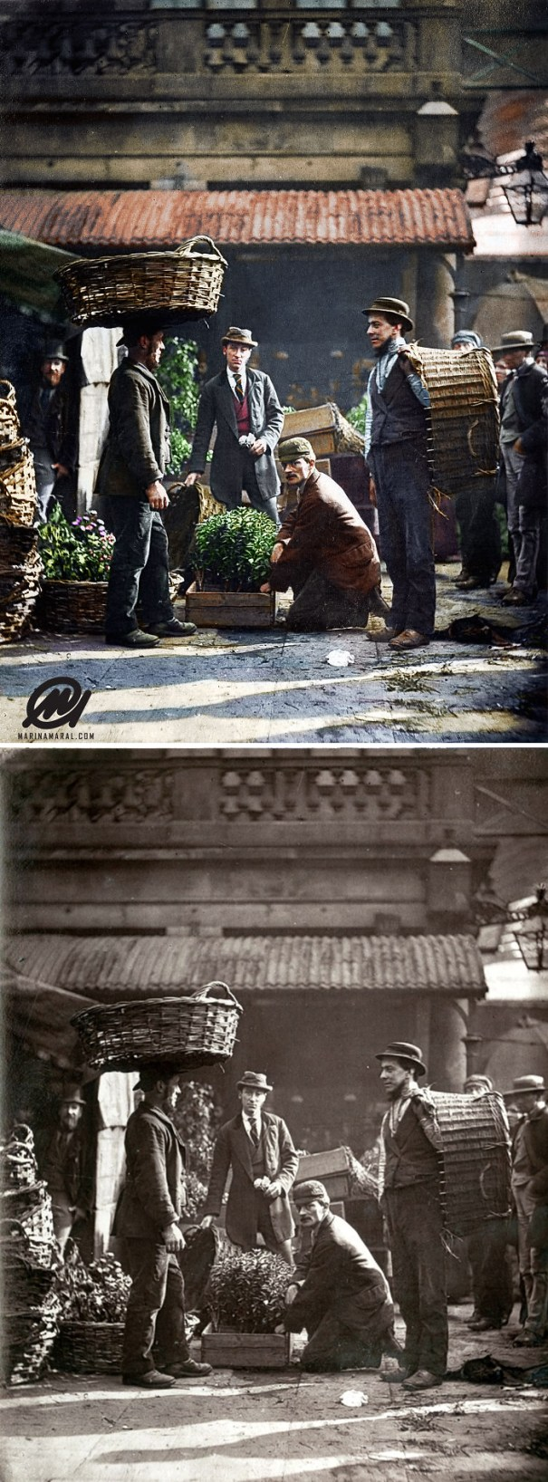 5b6d3b7916a21-colorized-historic-photos-marina-amaral-86-5b6c236c1d92e__700 This Artist Colorizes Old Black & White Photos, And They Will Change The Way People Imagine History Photography Random
