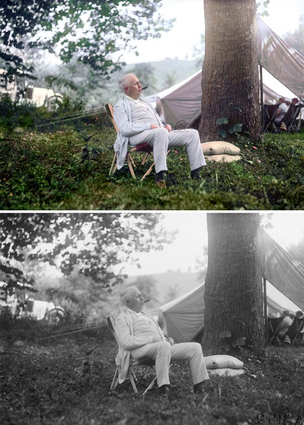 5b6d3b7a2f270-colorized-historic-photos-marina-amaral-31-5b6acf7c651f3__700 This Artist Colorizes Old Black & White Photos, And They Will Change The Way People Imagine History Photography Random