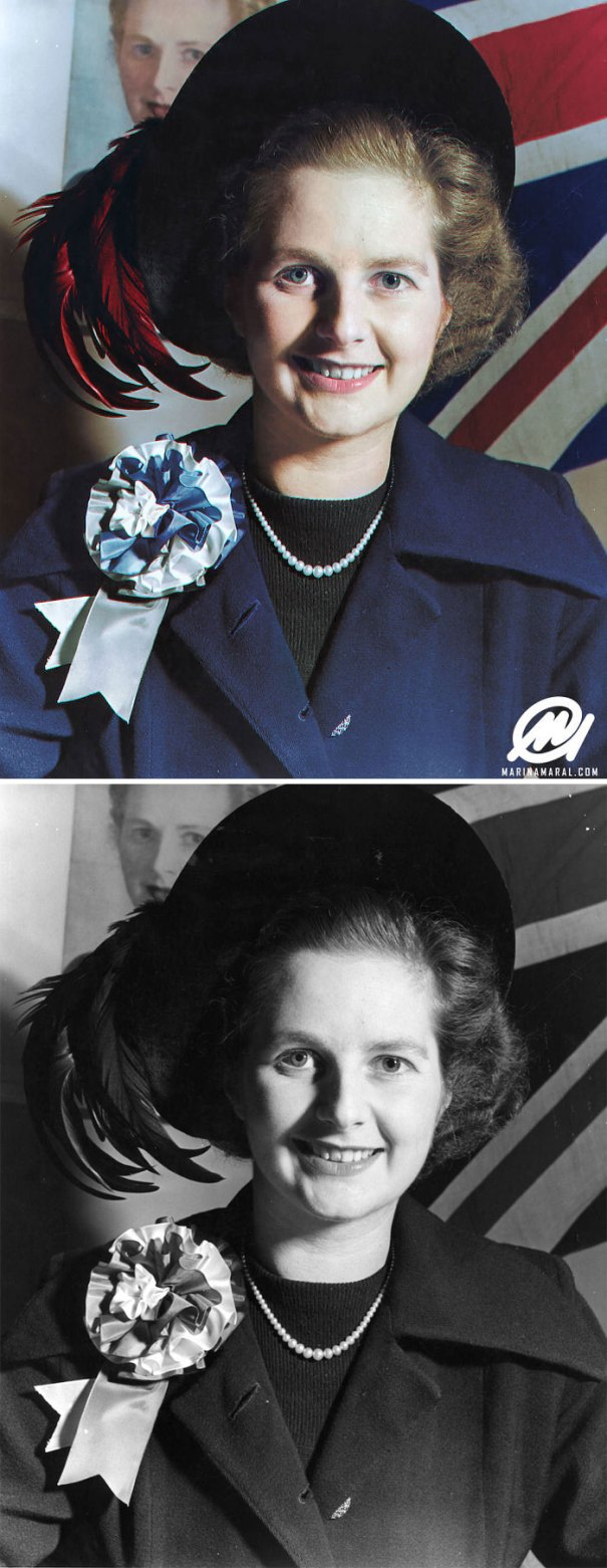 5b6d3b8f1bf08-colorized-historic-photos-marina-amaral-107-5b6c2f4e3f0d8__700 This Artist Colorizes Old Black & White Photos, And They Will Change The Way People Imagine History Photography Random