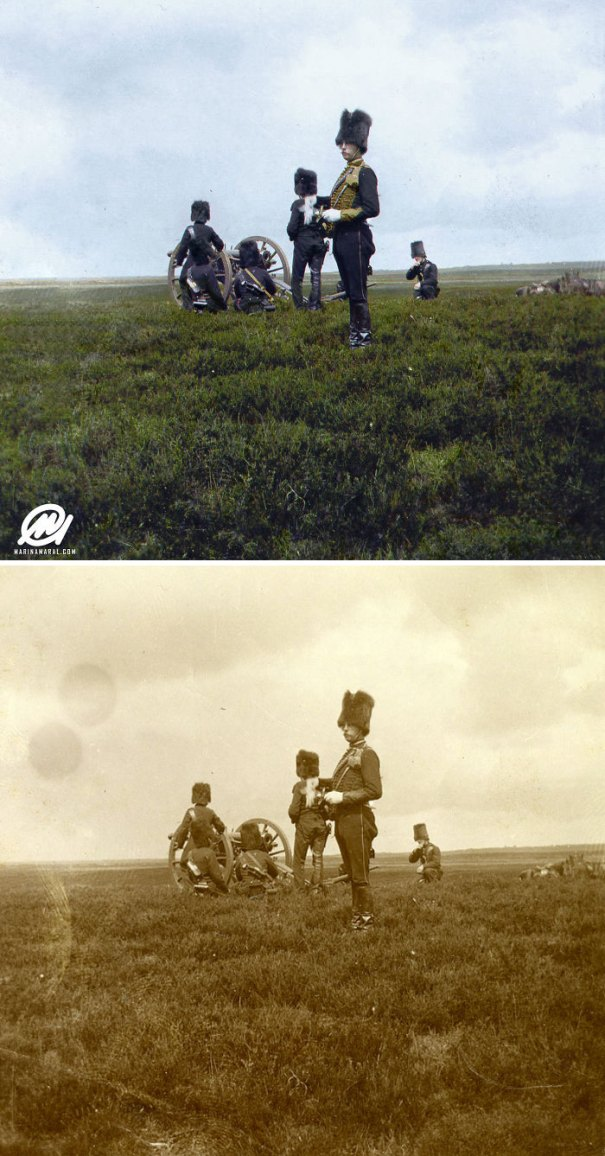 5b6d3b901991f-colorized-historic-photos-marina-amaral-41-5b6ad95520906__700 This Artist Colorizes Old Black & White Photos, And They Will Change The Way People Imagine History Photography Random