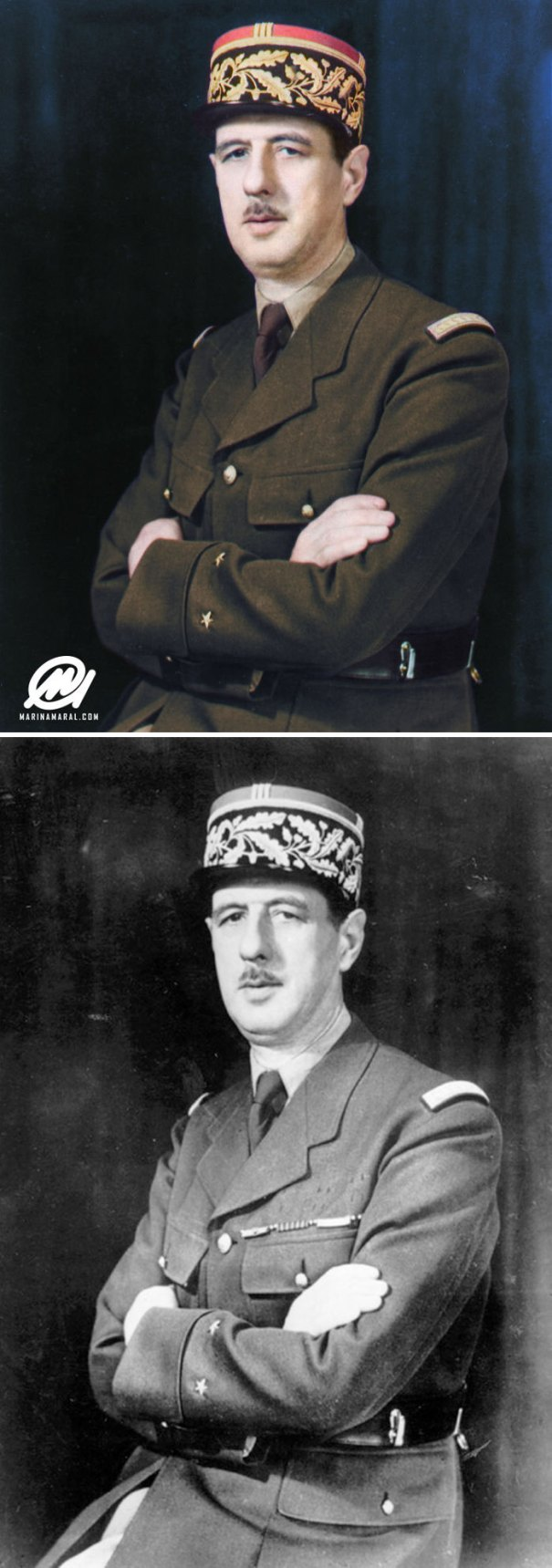 5b6d3b912942a-colorized-historic-photos-marina-amaral-51-5b6ae01219193__700 This Artist Colorizes Old Black & White Photos, And They Will Change The Way People Imagine History Photography Random