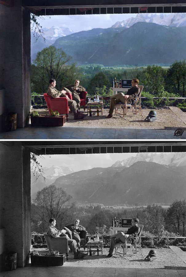 5b6d3b93154f6-colorized-historic-photos-marina-amaral-155-5b6ad329b2d50__700 This Artist Colorizes Old Black & White Photos, And They Will Change The Way People Imagine History Photography Random