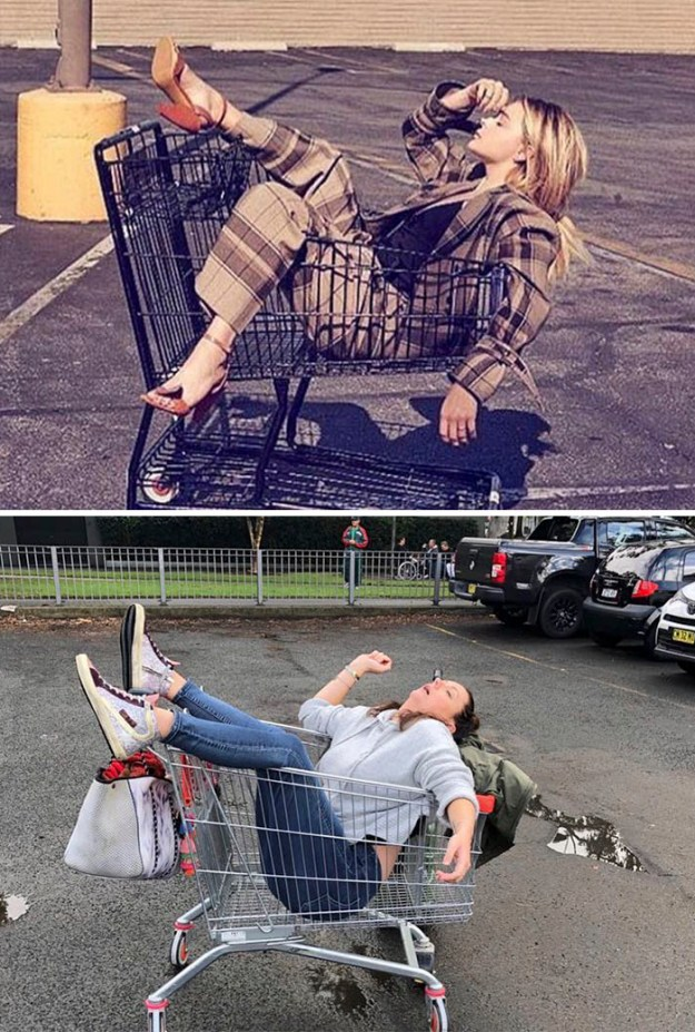 5b86505f577d8-Woman-continues-to-amuse-people-by-imitating-celebribidades-and-we-do-not-tire-of-seeing-5b83c4f5330a2__700 Woman Continues To Recreate Celebrity Instagram Pics, And The Result Is Better Than The Original (New Pics) Random